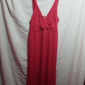 Coral Merona Dress